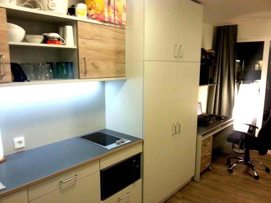 modernes Apartment zentral gelegen - Hannover - Lägenhet