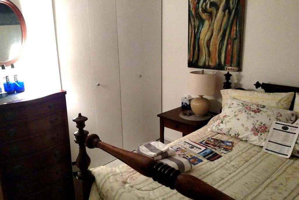 Quiet condo with a spare bedroom - South Portland - Condomínio
