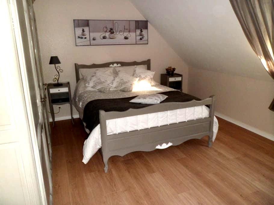 1 chambre à louer chez l'habitant  - Trévières - Casa