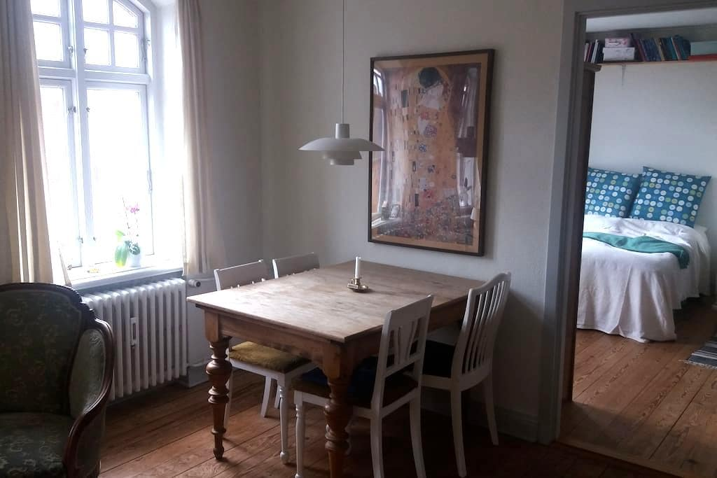 Lovely neighbourhood - with all you need - Aarhus - Apartment