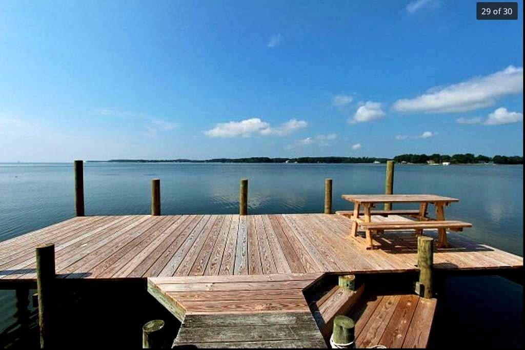 Absolutely stunning Chesapeake bay views - Kilmarnock