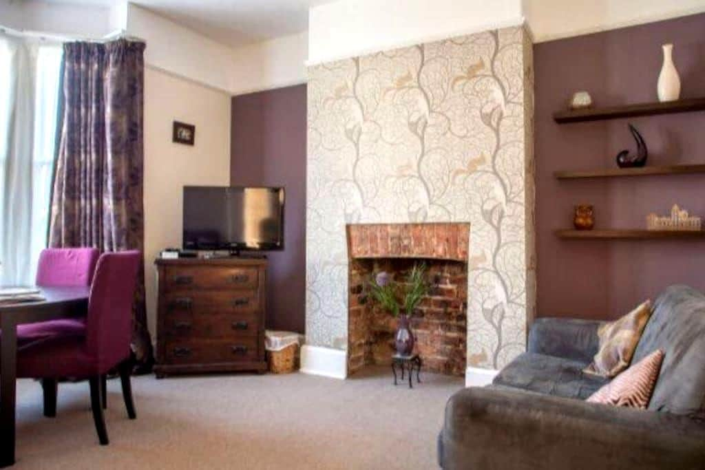 Attractive Victorian property close to York centre - York - Appartement