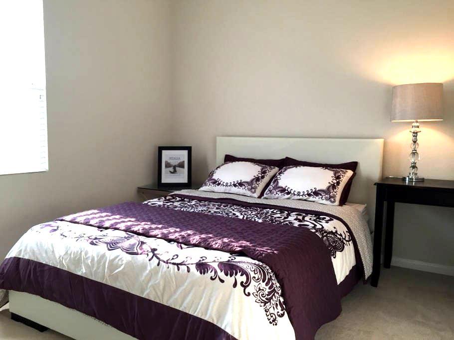 Cozy Quite Clean room in Irvine - Irvine