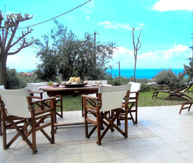 """Lavender's""Villa breathtaking view near the sea! - αγιος νικολαος"