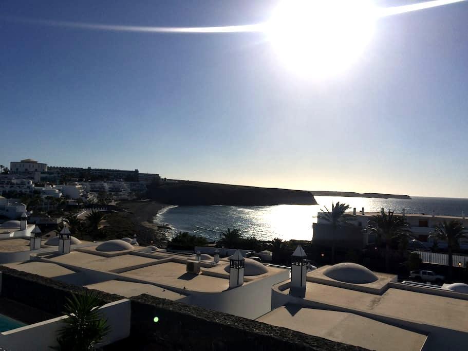 Beautiful villa with oceanviews  - Playa Blanca