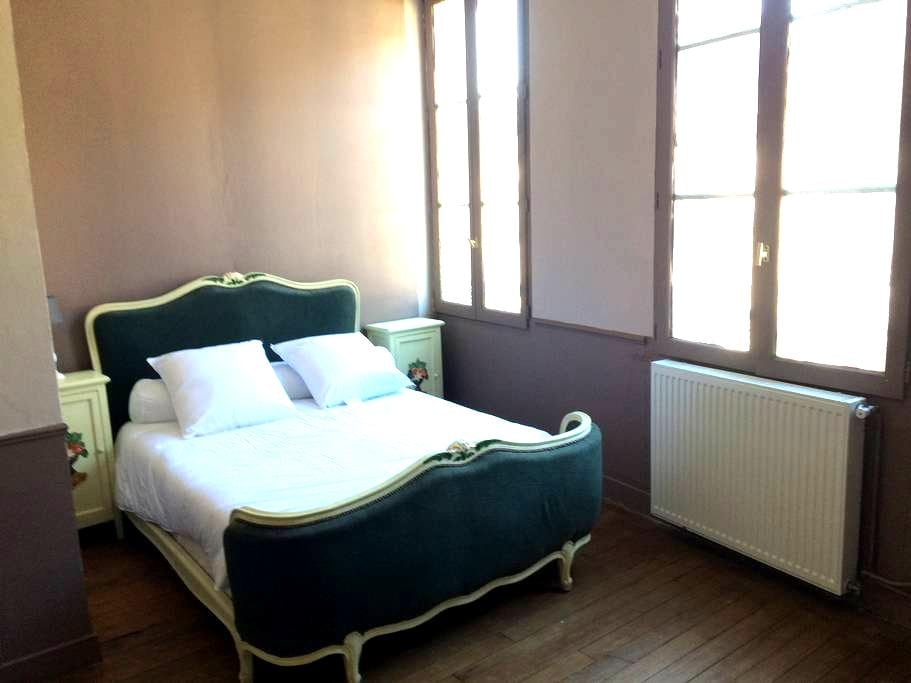 Appartement 50m2 tout confort - Provins - Apartment