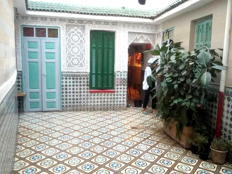 dar sarsar artistic music - Marrakesh - House