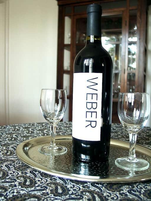 Weber apartman, Villány - Villány