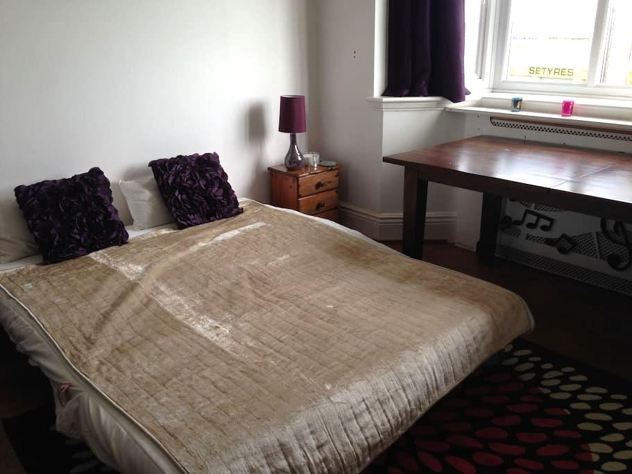 Seafront room in Lancing - Lancing - Apartment