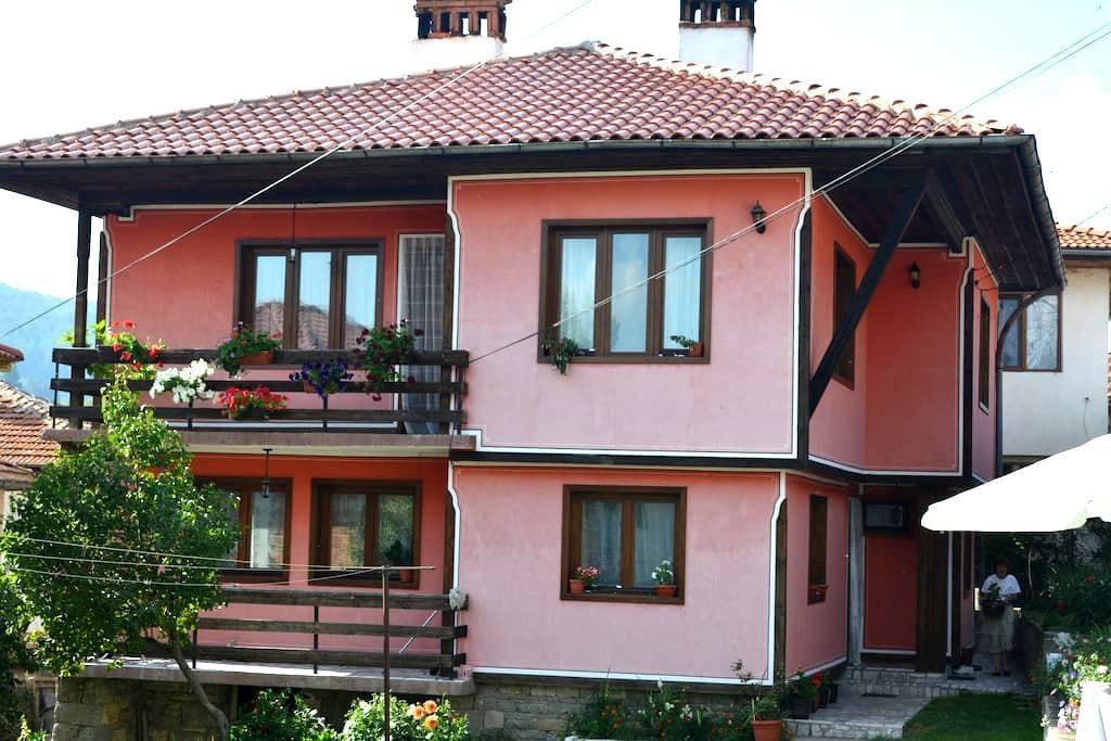 Jana's House - Koprivshtitsa - Oda + Kahvaltı