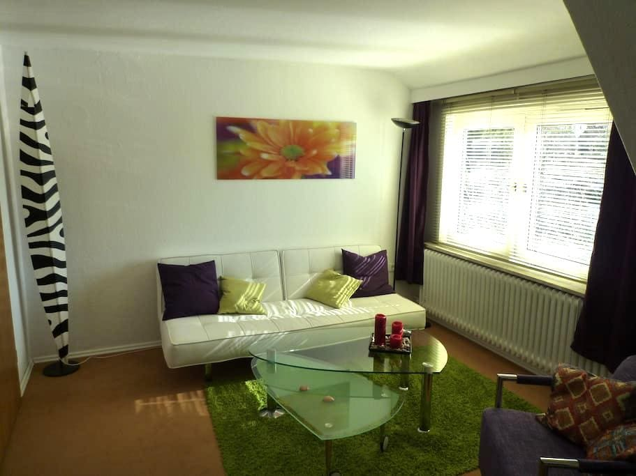 New holiday apartment  DTV *** - Osterode am Harz - Byt