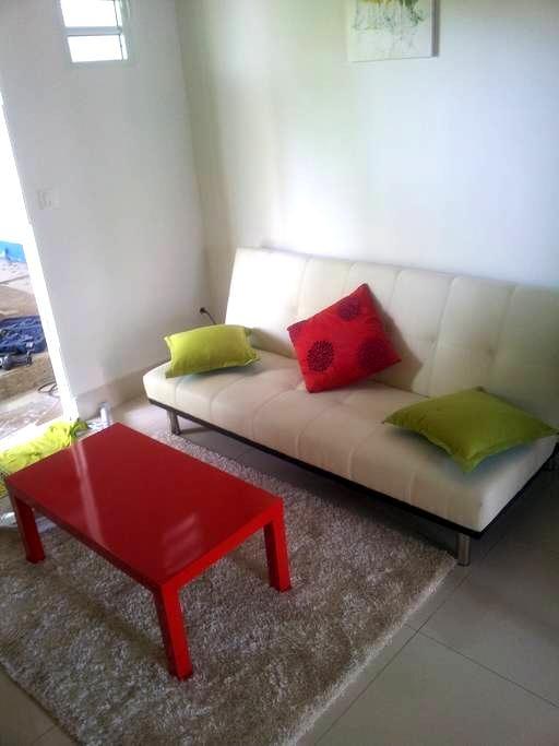 Appartement T2 Laury meublé et équipé à Cayenne - Cayenne - Pis