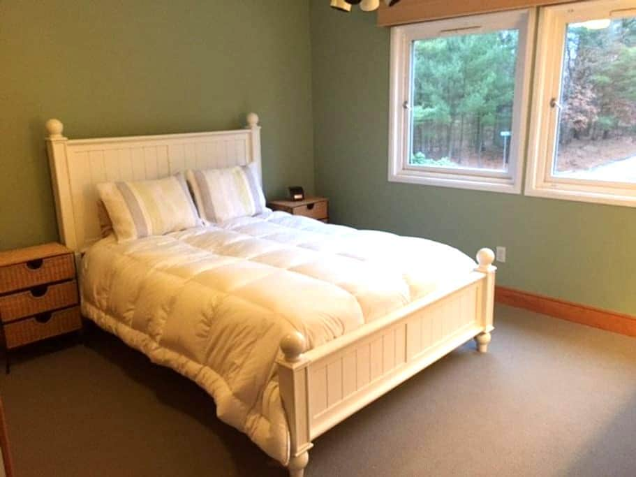 Private Bedroom & Bath in Modern, Clean, Safe Home - Sharon