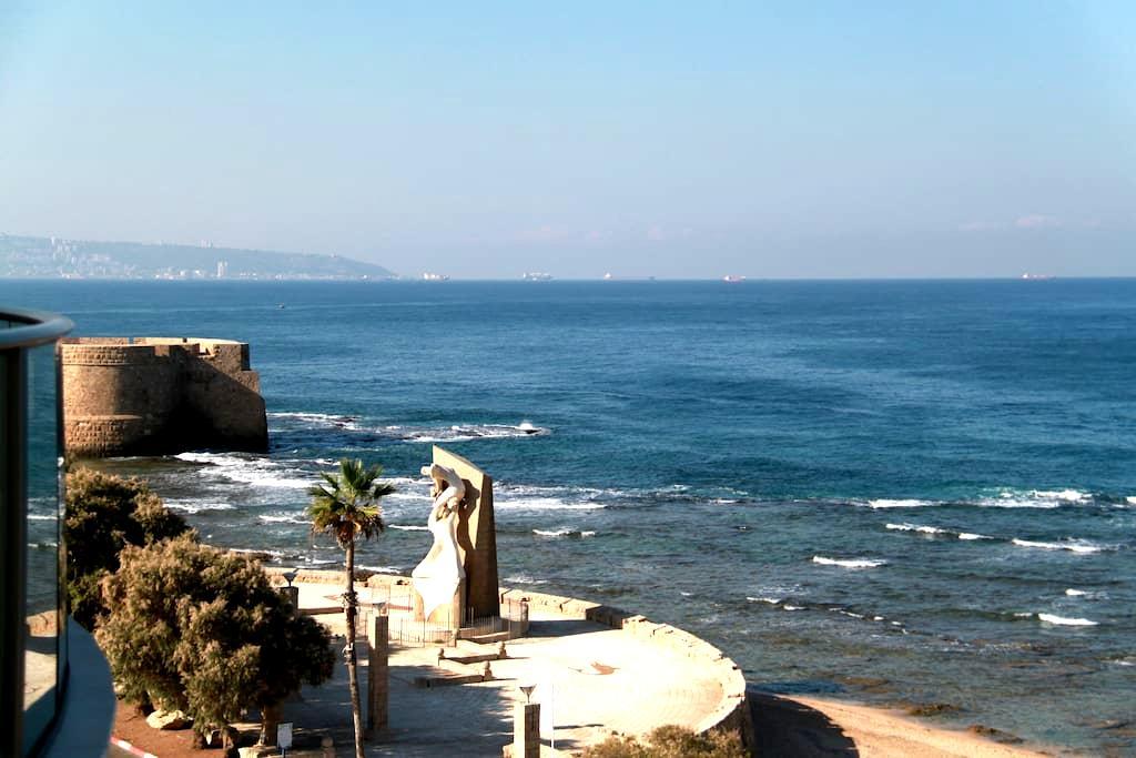 Voice of The Sea (קול הים) - Acre - อพาร์ทเมนท์