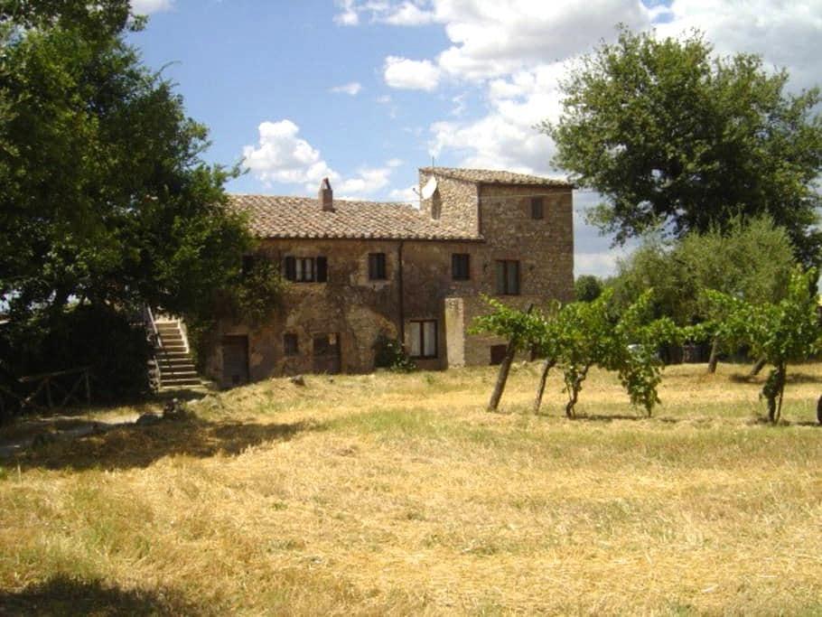 Casa Bandita a rustic country home - Giove