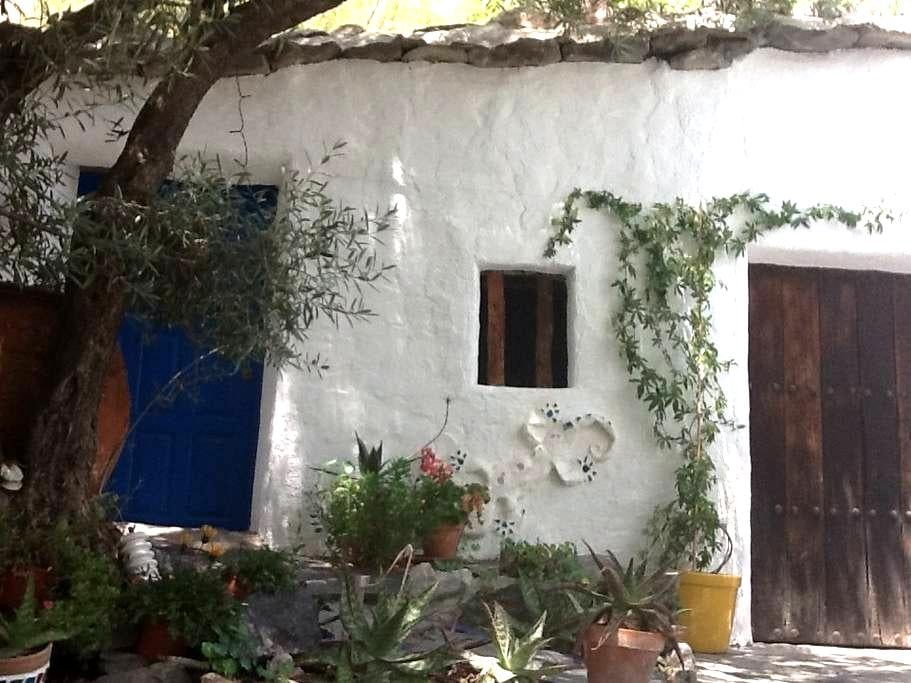 Charming, tranquil rustic cortijo - Órgiva - Dom