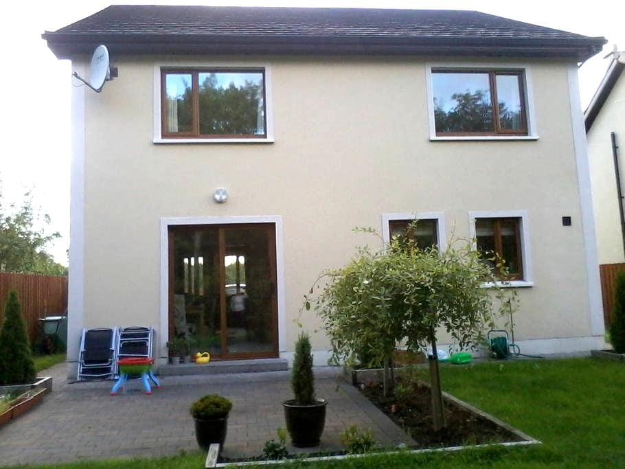 Detached house in Foxford Co Mayo - Foxford