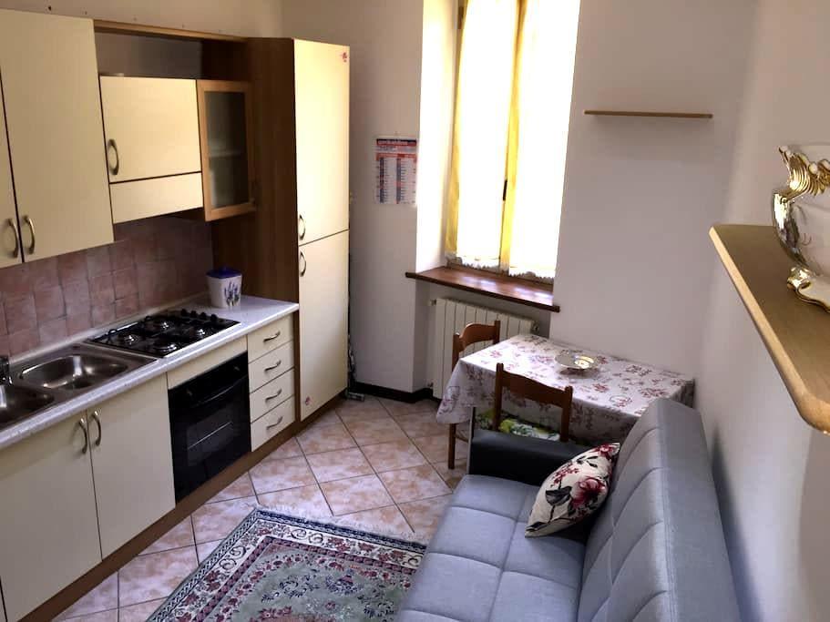 Cislago - Cozy two-room apartment - Cislago