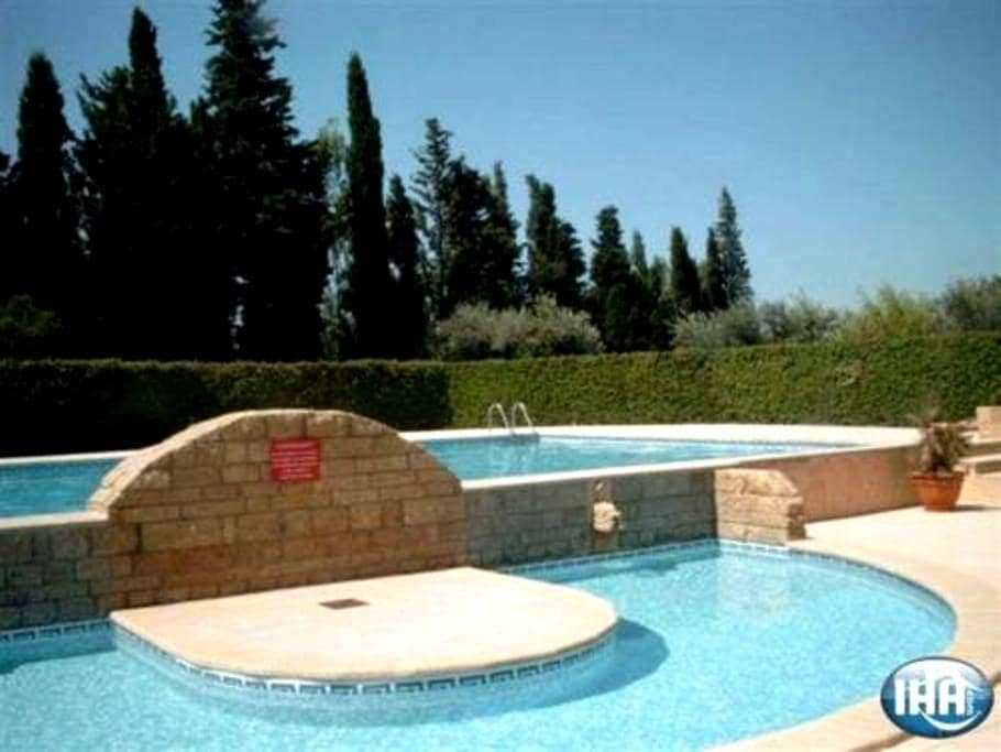 Maison en Provence & piscine - Eyguières