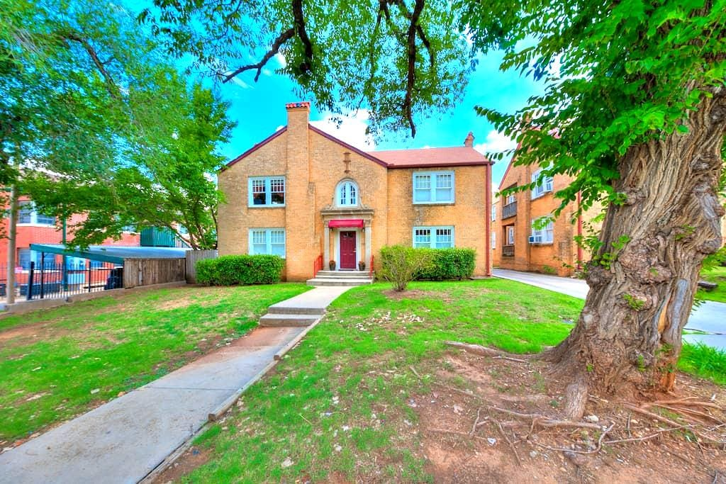 Studio Apt. in Historic Neighborhood - Oklahoma City - Apartamento
