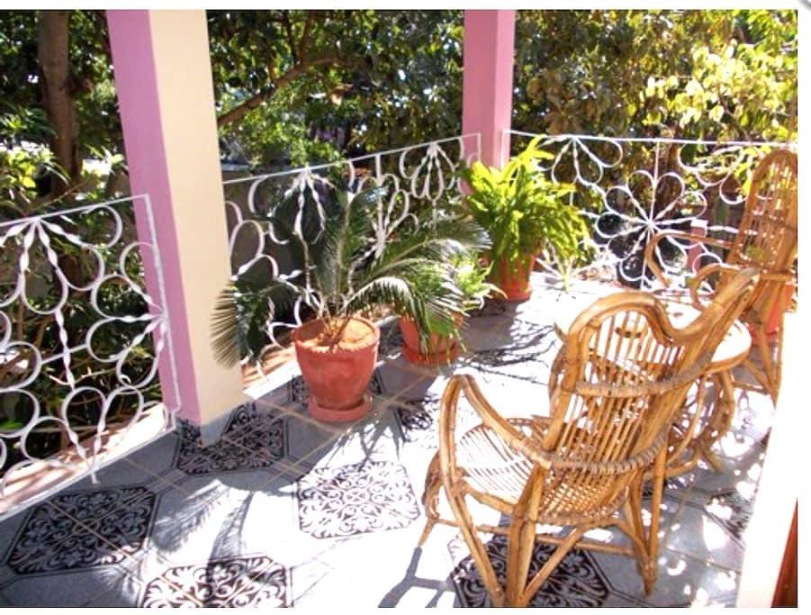 Hostal Vilmar - La Boca , Trinidad  - Dům