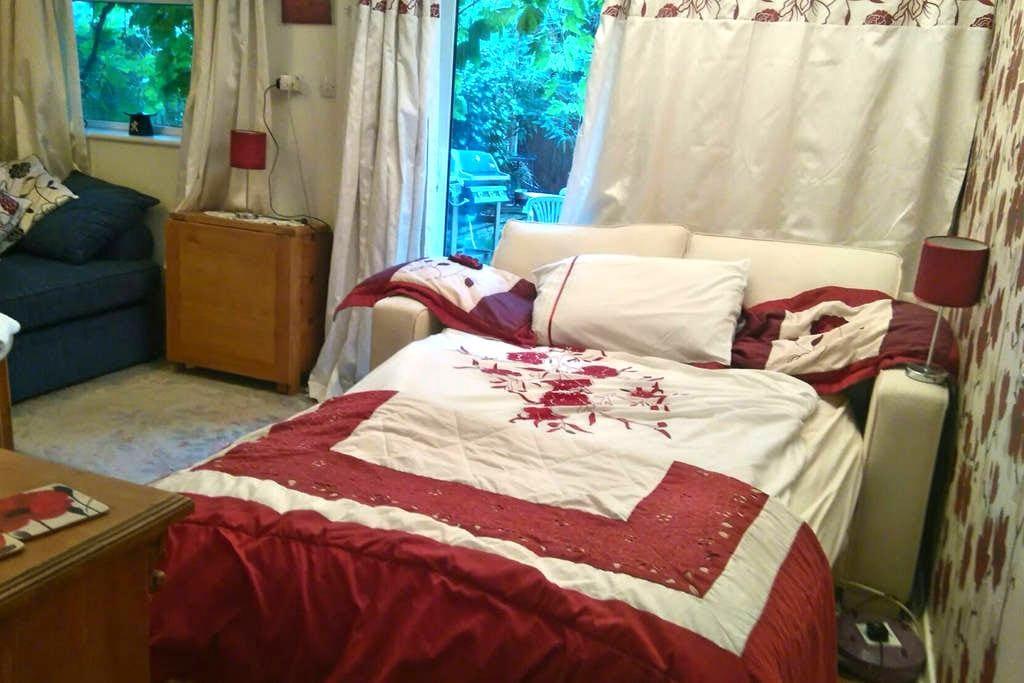 Quiet Professional Homestay (1) - Addlestone - Rumah bandar