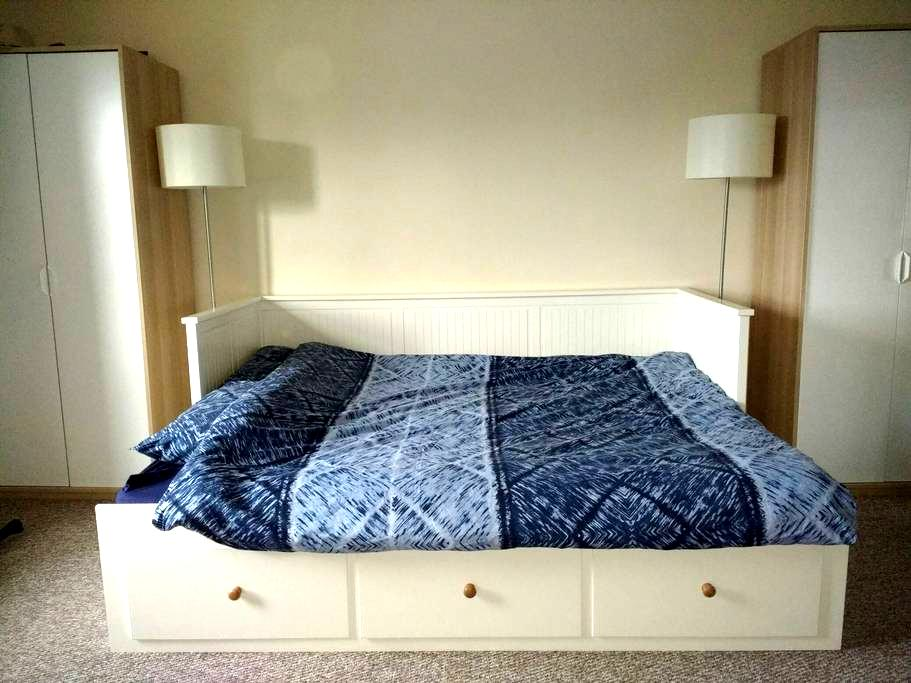 Large double room in South Bristol - Bristol - Flat