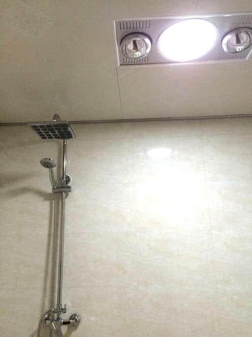 中央大街5分钟。一室一卫一浴一楼24m,公寓型。适合度假,旅行居住。 - 黑龙江省哈尔滨市 - House