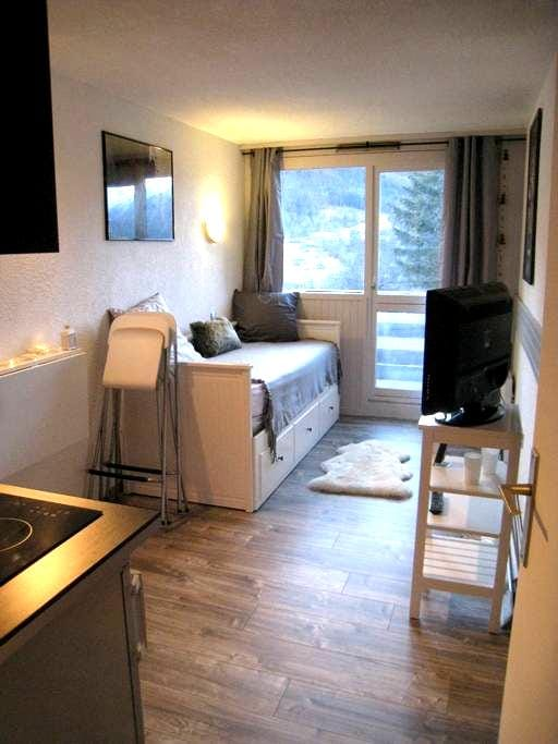 Lovely studio at Serre Chevalier - Сен-Шафре - Квартира