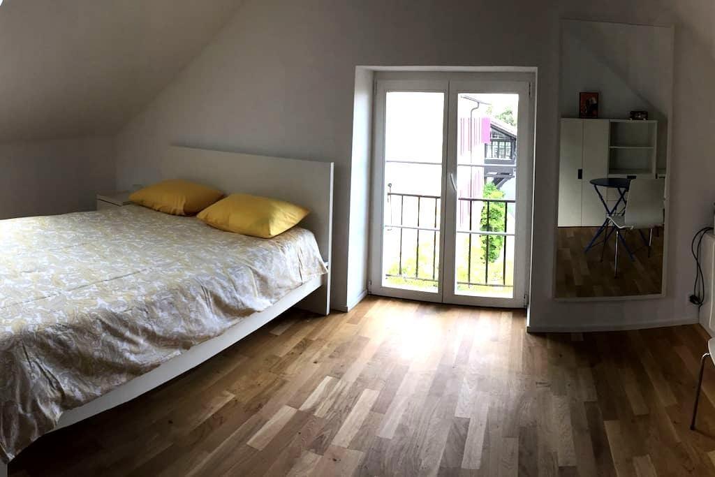 Calme, confort, espace Est. Wifi/Parking gratuit. - 納沙泰爾(Neuchâtel) - 獨棟