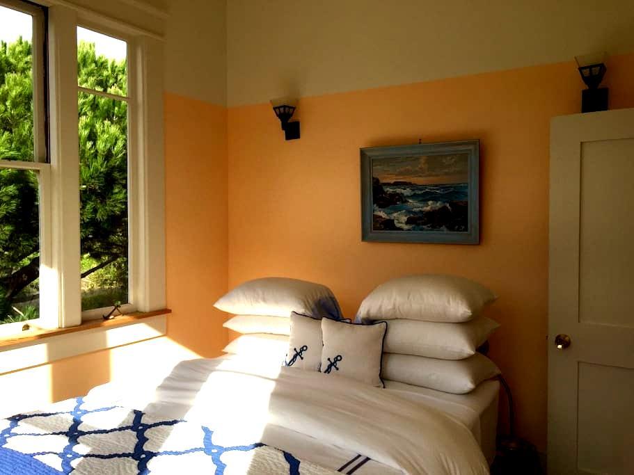 Artist's Apartment with Beautiful Views - 雷耶斯角站(Point Reyes Station) - 公寓