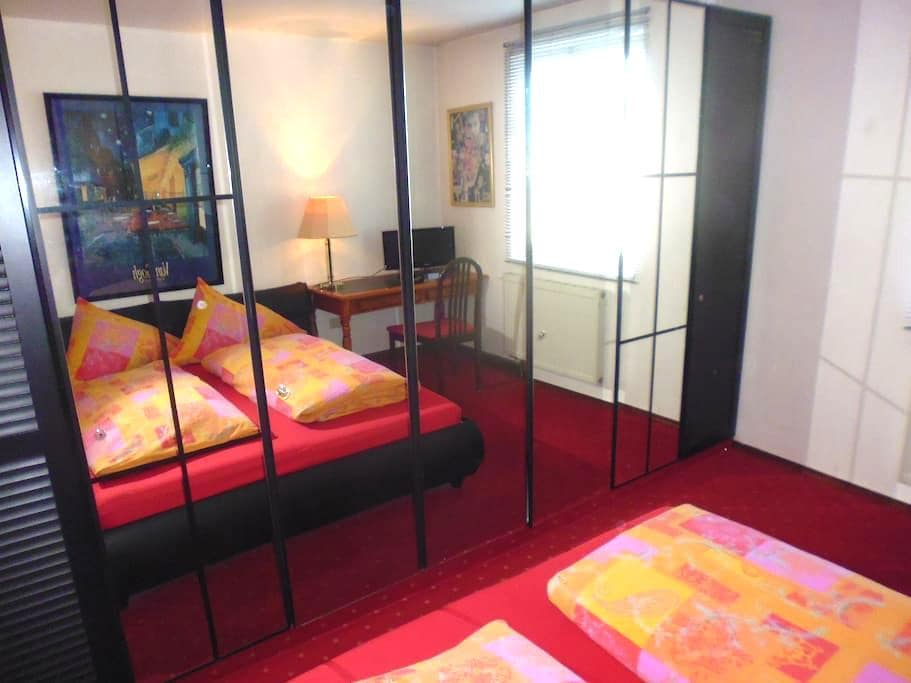 Bed and Breakfast very in the Center (University) - Monaco - Bed & Breakfast