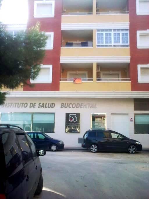Apartamento en Torre-Pacheco (Murcia) - Torre-Pacheco - Apartamento