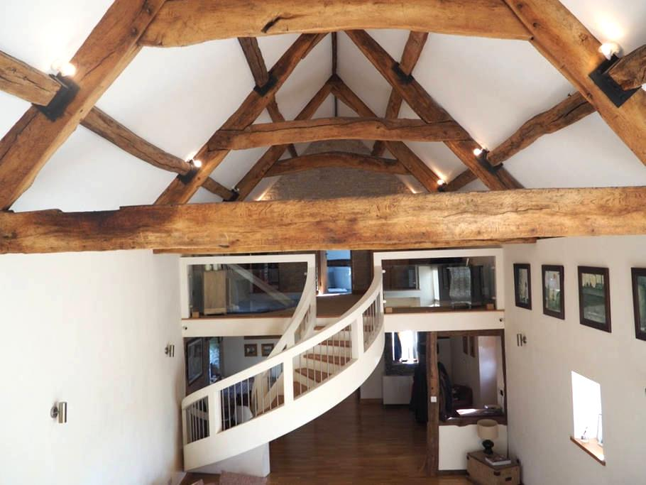 Spacious Large Barn Conversion - Pucklechurch - House