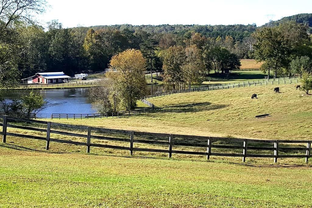 Scenic and Serene Farm House close UNC Chapel Hill - Pittsboro