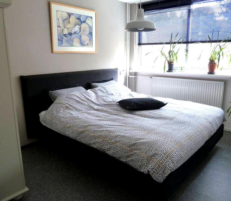 Modern ingerichte kamer/ smartly decorated room - Apeldoorn - Huis