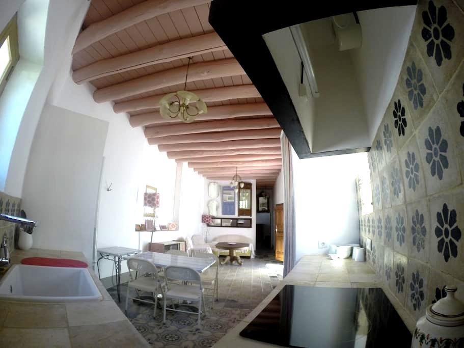 Apartamento con encanto en Carmona - 卡蒙娜(Carmona) - 独立屋