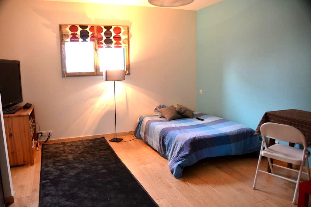 Chambre meublée chez l'habitant - Laillé