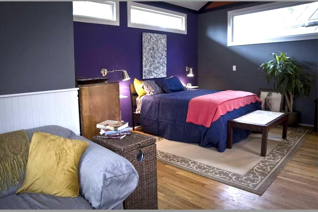 Close To Downtown & Everything Else: Guest Cottage - Raleigh - Guesthouse