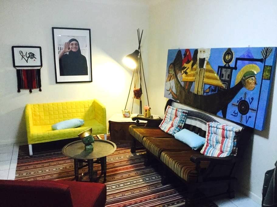 A Room in an Inspiring Atmosphere - Warwick Farm