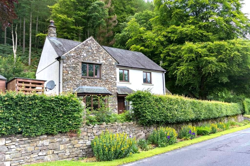 Detached Family House in Thornthwaite, Nr. Keswick - Cumbria - Hus