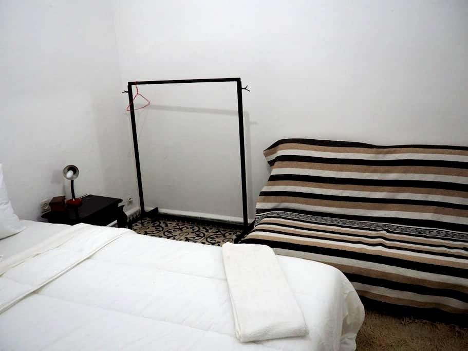 1 single bed room - Rabat - Casa
