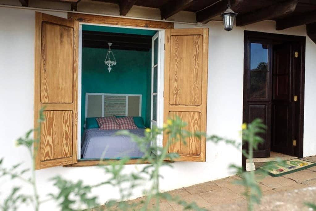 El Sitio, un espacio único para disfrutar - El Sauzal - Σπίτι