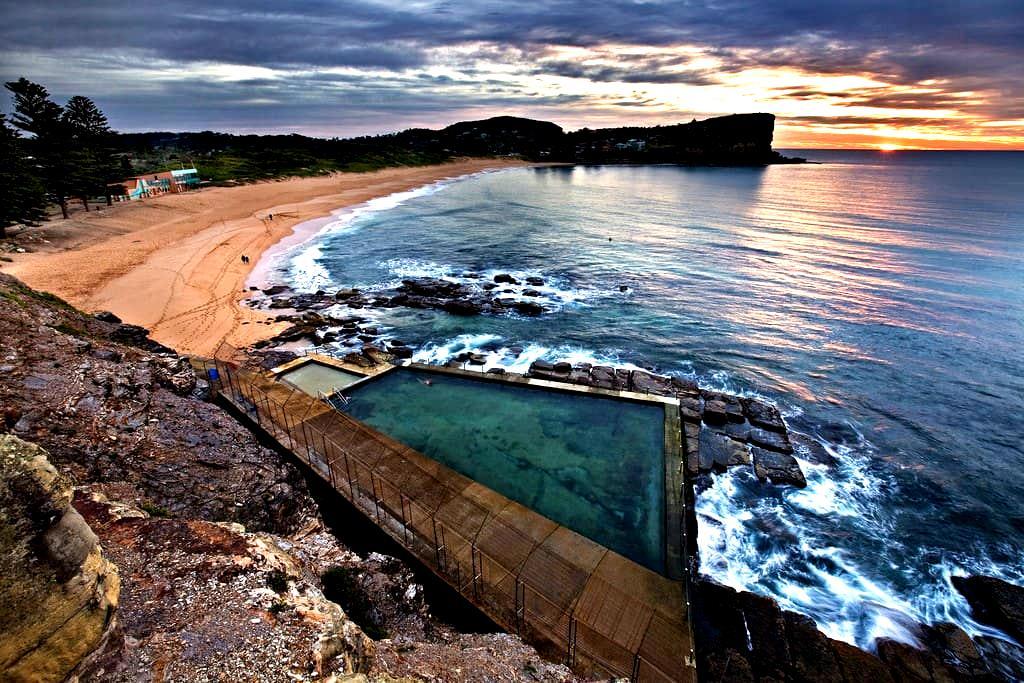 Avalon beach always summer - Avalon Beach - Bed & Breakfast