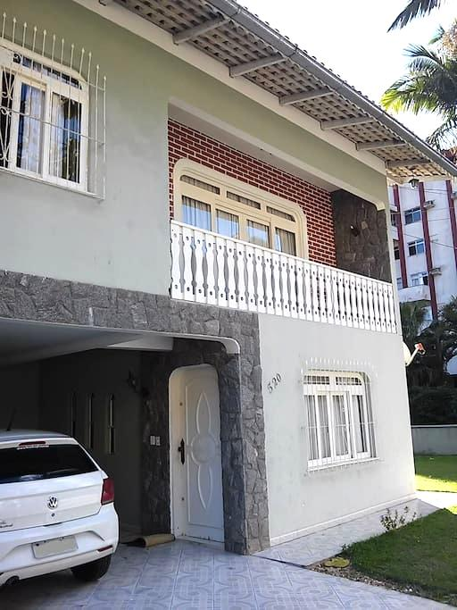 House in Blumenau's downtown - Blumenau - Haus