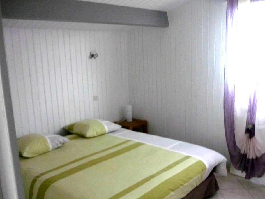 chambre privée au calme, proche commerce, plages - La Barre-de-Monts