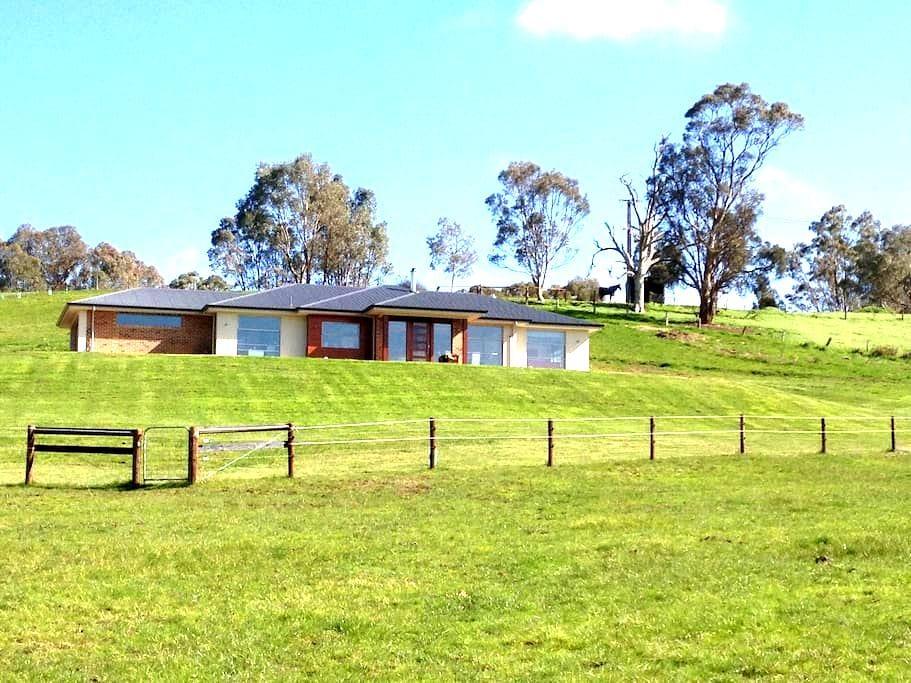 Gesar Park Country Stay - Oakbank - Huis