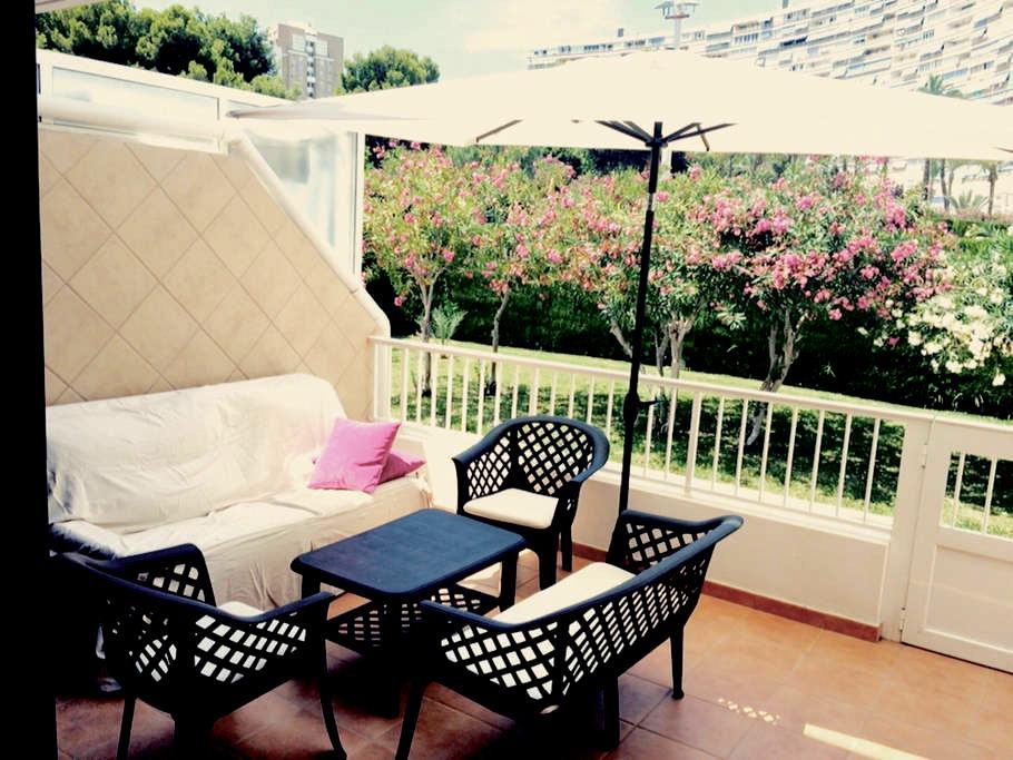 Comfortable, cozy, parking! - Urbanización Club del mar