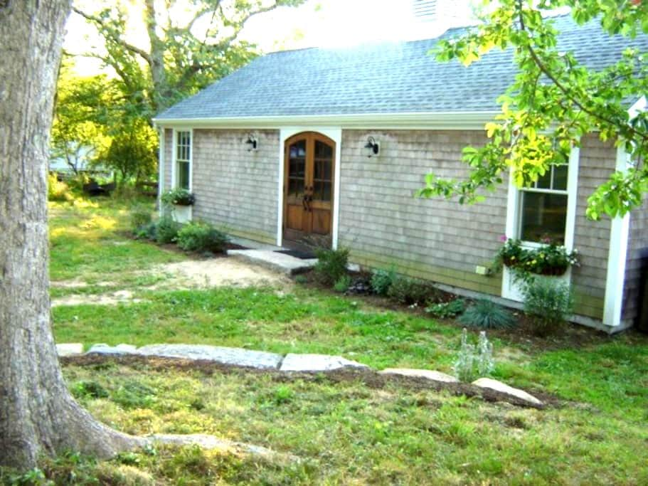 Renovated Barn in Chilmark- 3BR - Chilmark - Casa
