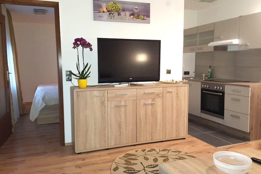 Modernes Apartment mit Garage - Stuttgart - Huoneisto